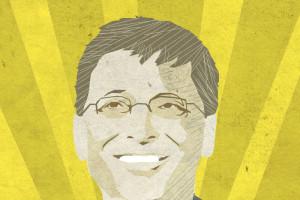 Bill Gates – druga twarz…